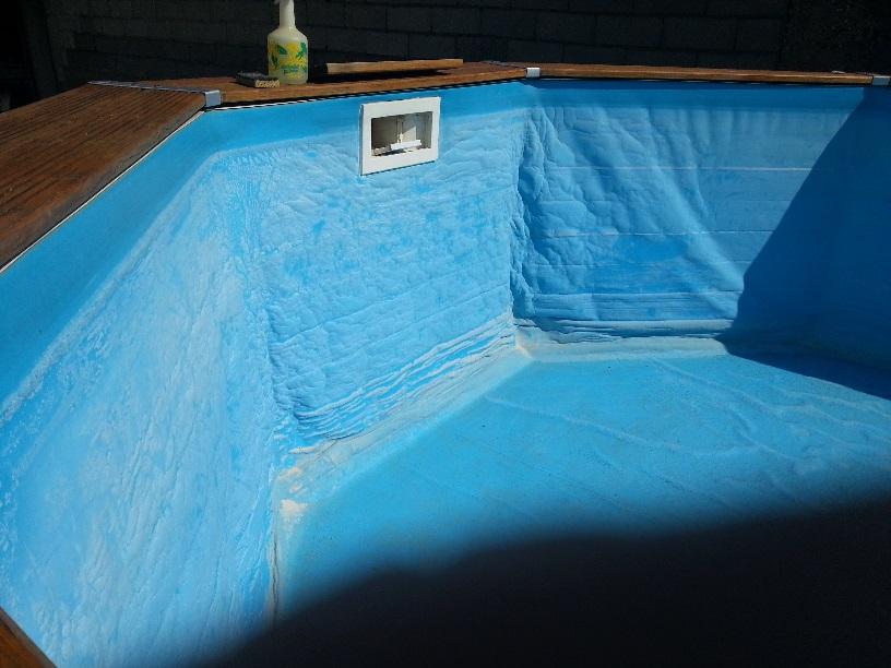 Probleme de calcaire sur liner piscines filtration - Acide chlorhydrique dans piscine ...